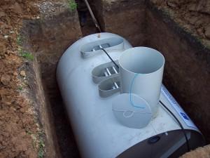 Прокладка канализации загородного дома