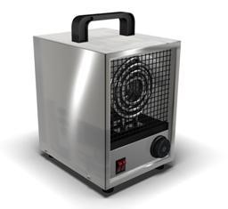 Калорифер для отопления помещений