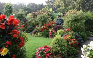 Стиль английского сада
