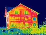 Снимки тепловизионной съемки