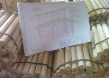Нагели в строительстве домов из бруса
