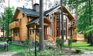 дома в финском стиле фото