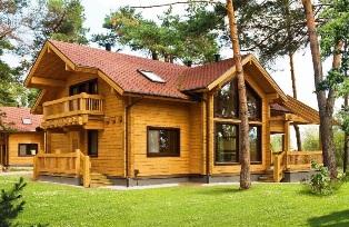 как финны строят дом