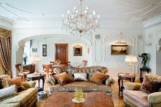 интерьер в стиле барокко фото