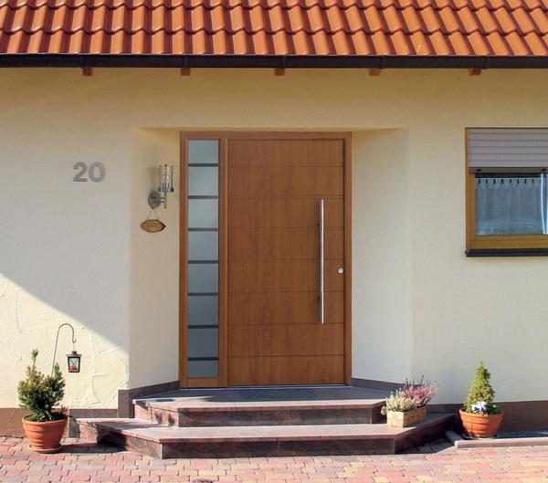 Критерии при выборе входной двери