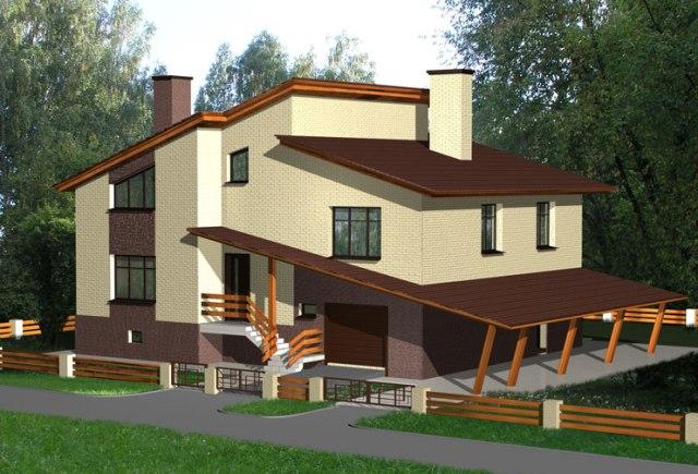 построить дом по индивидуальному проекту