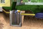 локальные системы очистки сточных вод