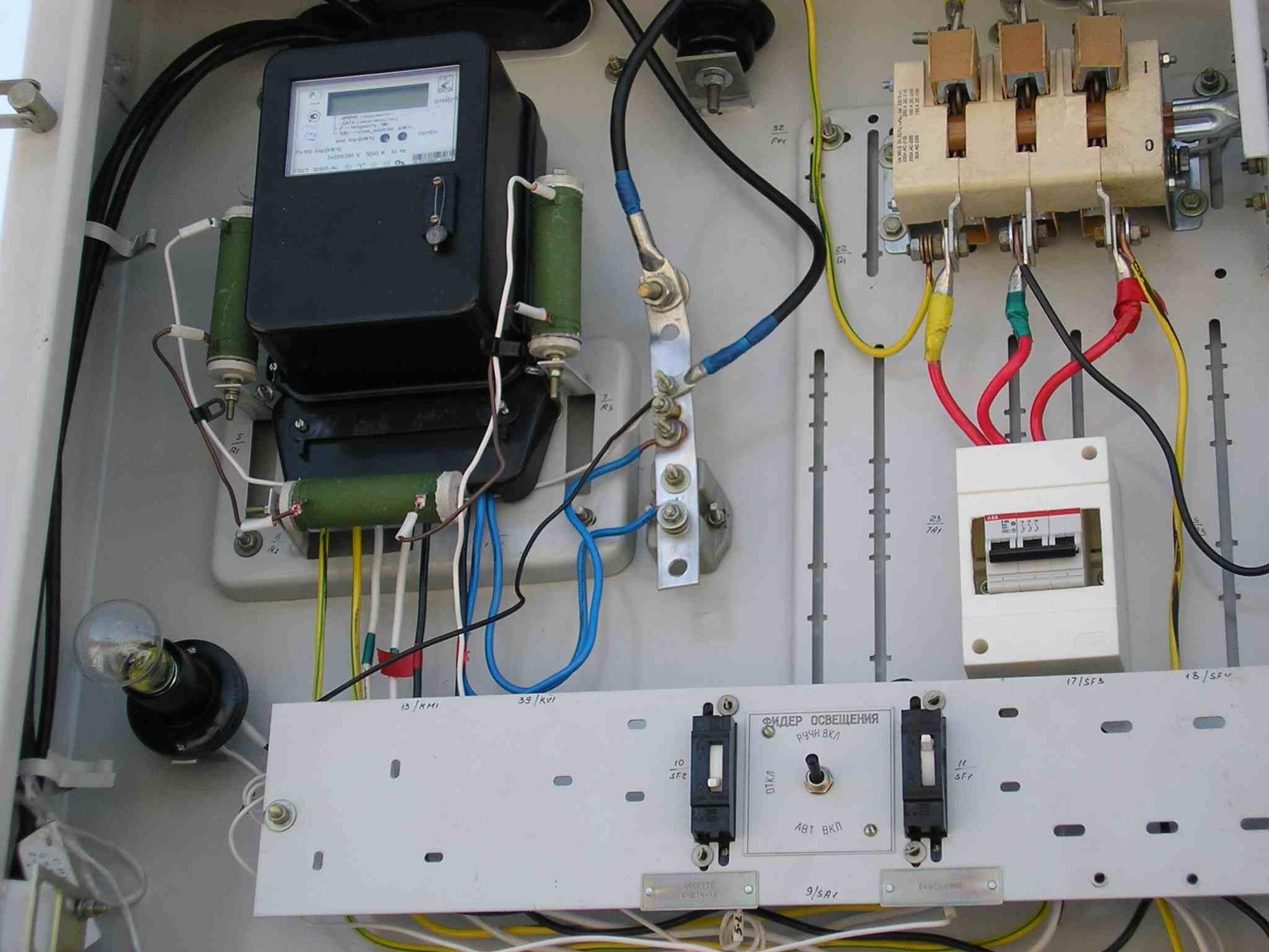 Защитные автоматы от электричества