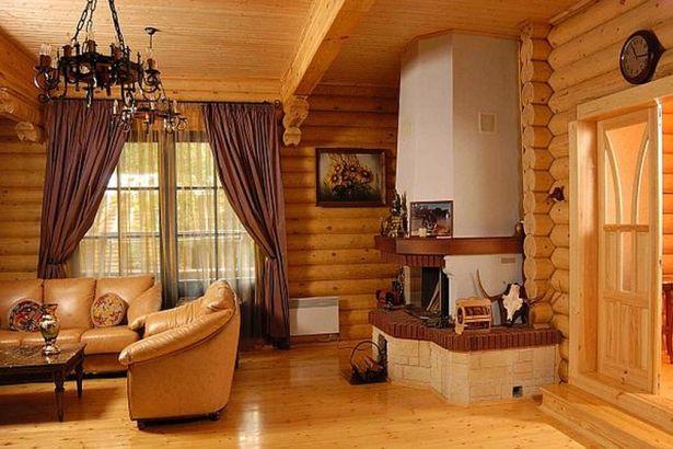 Микроклимат деревянного дома