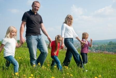 Земельный участок многодетным семьям
