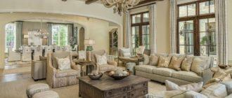 Дизайн частного дома внутри: фото всех комнат